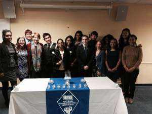 NRHH Inductions - Fall 2014